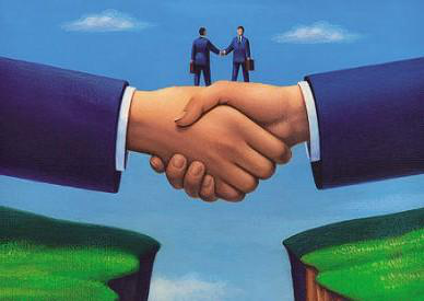 公司合并协议